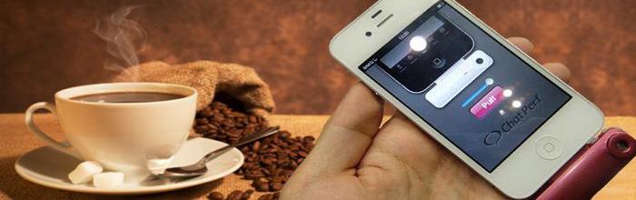 ChatPerf – новий скунс з набором запахів для iPhone
