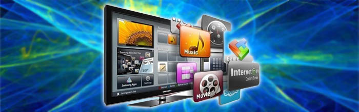 Types of digital television