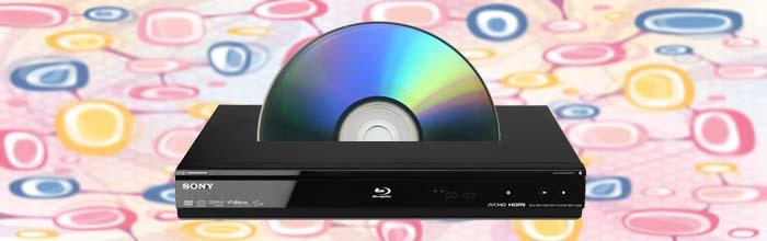 Глюки DVD