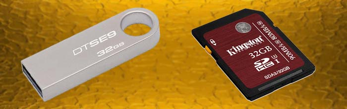 Види і характеристики USB флеш-накопичувачів