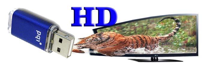 Як правильно обробляти відео та фільми HD для флешки