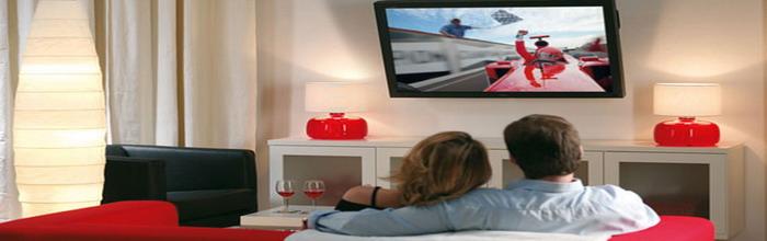Як встановити або повісити телевізор на стіну