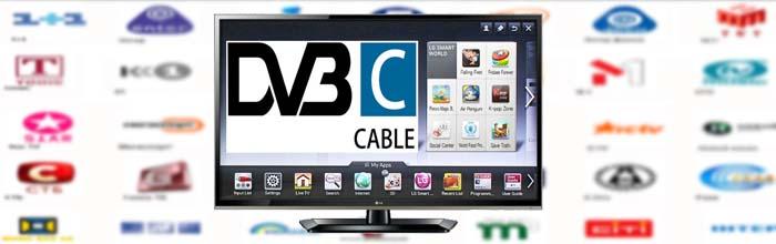 Як налаштувати цифрові кабельні програми і канали