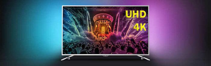 Що таке 4K телевізор, дозвіл і формат Ultra HD. Як вибрати і купити для дому?
