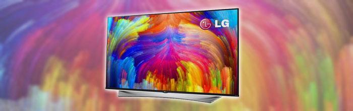 Телевизоры LG - голубые экраны нового поколения
