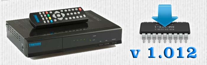 Прошивка для Trimax TR-2012HD PVR (версия: 1.012)
