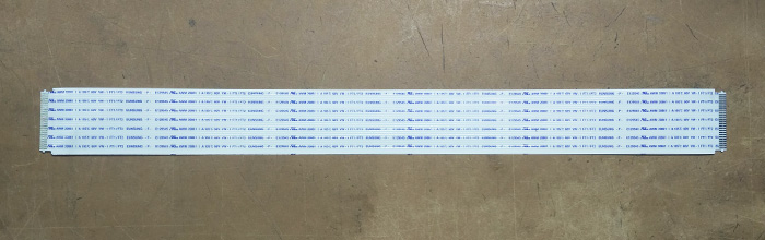 Шлейф 302x26mm 25pin SAMSUNG PS43D451A3W