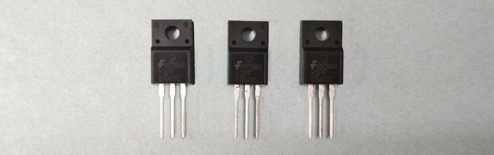 FQPF6N60C 6N60 - MOSFET