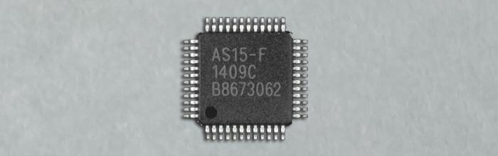 AS15-F - гамма корректор
