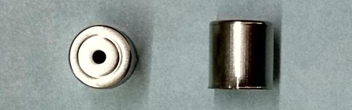 Колпачок магнетрона LG для микроволновой СВЧ печи (микроволновки)