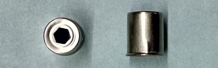 Колпачок магнетрона Samsung для микроволновой СВЧ печи (микроволновки)