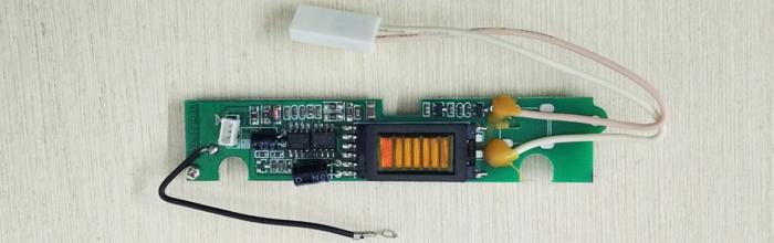 """Инвертор DNS168B-R1.1 (U=12V) для CCFL лампы монитора 14-17"""""""