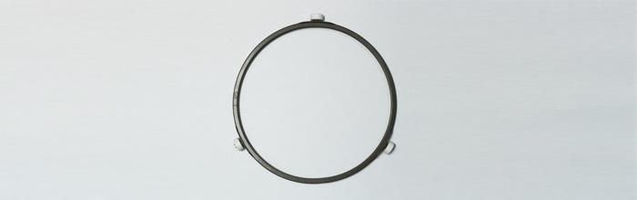 Кольцо вращения тарелки микроволновки LG (роллер поддона) D=178mm H=14mm