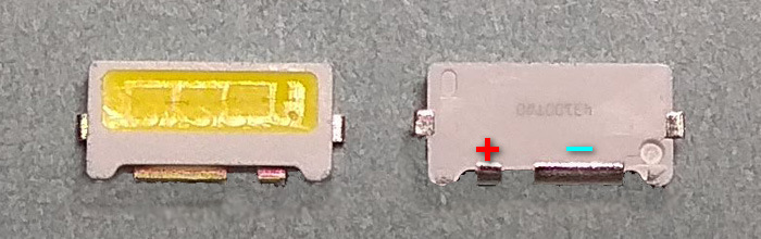 Светодиоды подсветки матрицы Edge (Samsung) led 7032 9V 200mA 2W smd