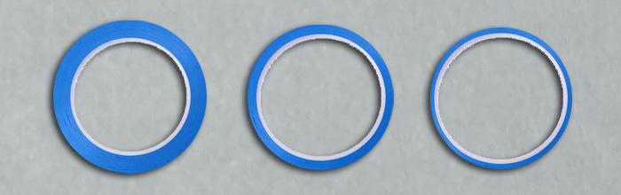 Термоскотч (теплопроводный скотч) двухсторонний 8мм 1-25м