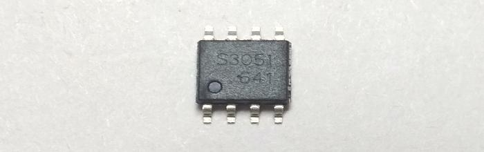 SEM3051 (S3051) PFC ШИМ контроллер или прекондей