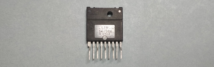 STRS6708A (STRS6708, STR-S6708A)