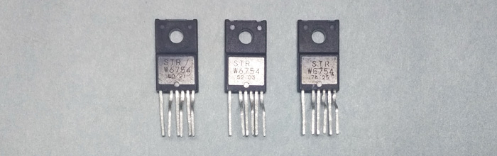 STR-W6754 (STRW6754)
