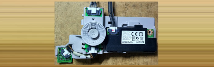 WIDT30Q BN59-01174A (BN41-02149A) - Плата управления и WI-FI