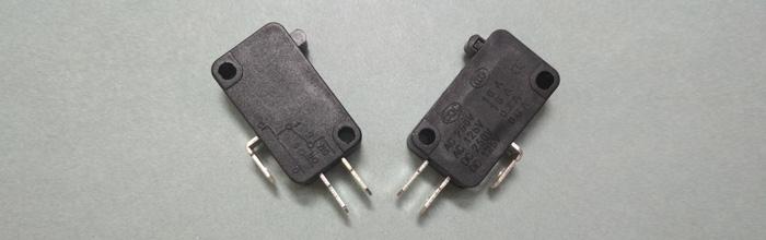 Микропереключатель (кнопка, микрик) микроволновки V-15-1C25 16A (EZIUSIN)