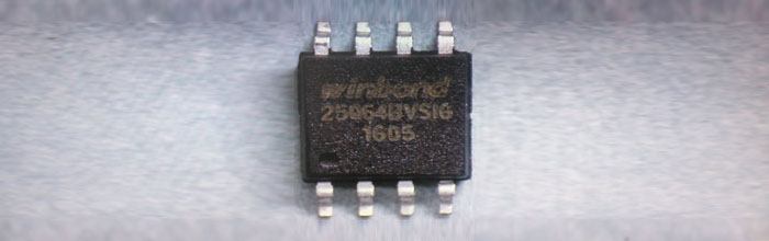W25Q64BVSSIG (SOP8) - Flash память