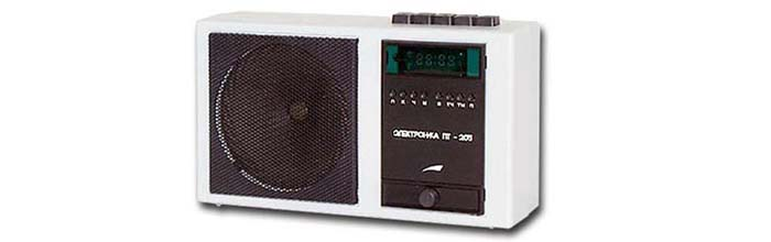 Електроніка-205