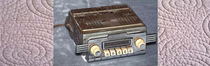 Радиоприёмник А-12