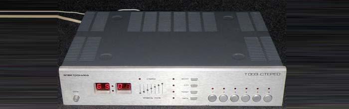Электроника Т-003-стерео