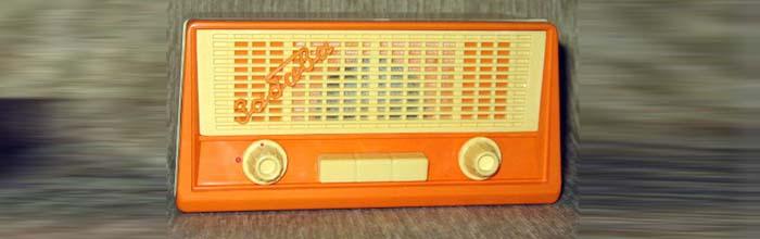 Сувенирный радиоприёмник Забава