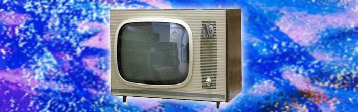 Телевизор Рассвет