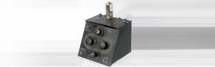 Радиоприёмник с контактным детектором - БВ