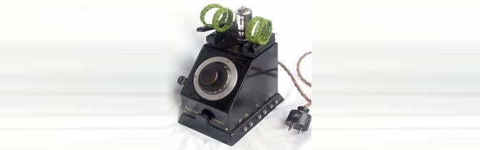 Ламповый батарейный радиоприёмник БЛ-2