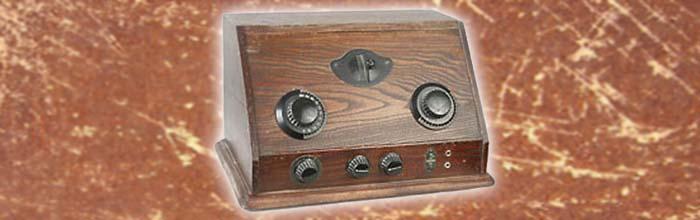 Четырёхламповый батарейный радиоприёмник БЧ-З