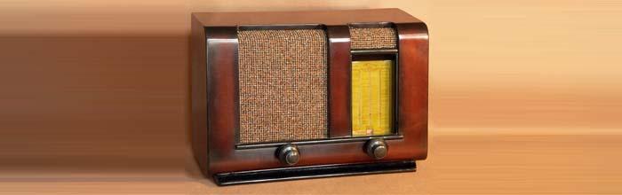 Батарейный радиоприёмник Партизан