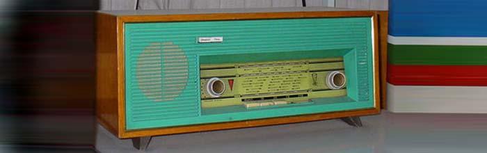 Радиоприёмник Минск-62