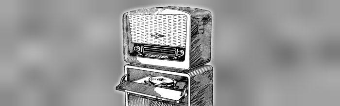 Беларусь-57 - сетевая ламповая радиола