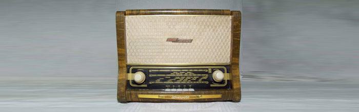 Днiпро-58 - сетевая ламповая радиола