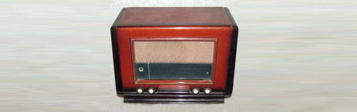 Электросигнал-2 (ЭЛС-2) - сетевой ламповый радиоприёмник