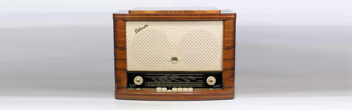 Эстония (Эстония-55) - сетевой ламповый радиоприёмник
