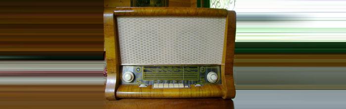 Мелодия (1959 год) - сетевая ламповая радиола