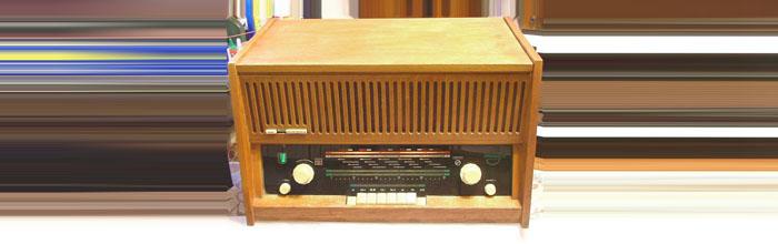 Миния-2Р - сетевая ламповая радиола