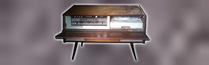Минск РС-301Л - сетевая ламповая радиола