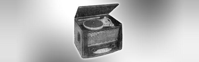 Нева - сетевая ламповая радиола