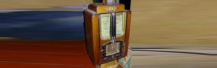 Победа - сетевая ламповая радиола