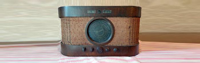 Победа - сетевой ламповый радиоприёмник