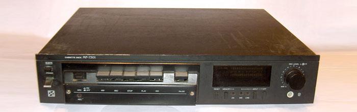 Радиотехника МП-7301-стерео