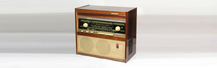 Ригонда-Моно - сетевая ламповая радиола