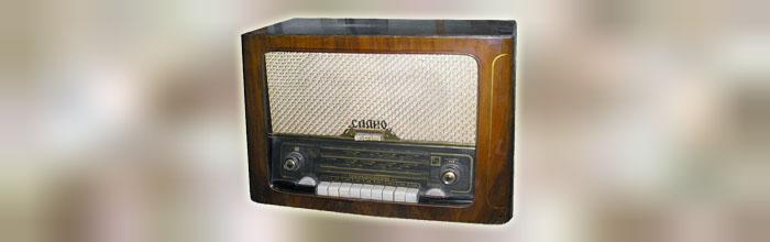 Садко - сетевой ламповый радиоприёмник