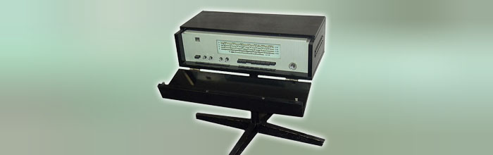 Урал-3 - сетевая ламповая радиола