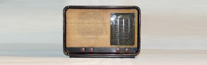Урал-47 - сетевой ламповый радиоприёмник
